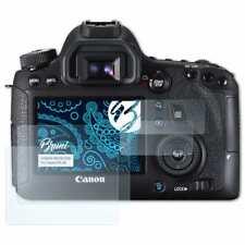 Bruni 2x Schermfolie voor Canon EOS 6D Screen Protector Displaybeveiliging