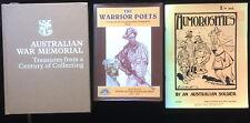 Australian War Memorial Treasures Art Warrior Poets Humorosities Cecil Hartt