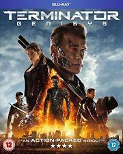 Terminator Genisys 5051368264332 With Arnold Schwarzenegger Blu-ray Region B