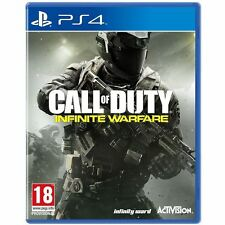 Call of Duty: Infinite Warfare (Sony PlayStation 4, 2016)