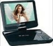 "DGTEC Swivel Portable 7"" DVD Player - Brand New"