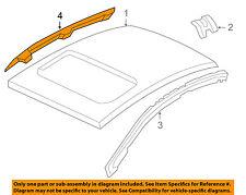 64610-SE0-300ZZ Genuine Honda Roof Side Rail