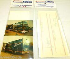 Berolina Diapositive humide Étiquetage de Bus Setra S228 DT H0 1:87 å