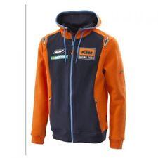 Original KTM Replica Team Zip Hoodie Herren Pullover Gr. L