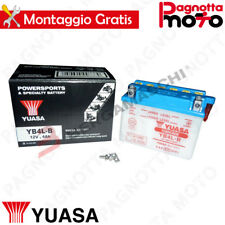 Batteria VARTA Moto Aprilia Habana 50 CatCon 01//97/> YB4L-B 12V 4Ah 504011002