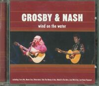 Crosby & Nash - Wind On The Water Csny Cd Perfetto