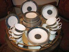 Royal Doulton Carlyle Brunch/DessertChina - 35 Piece Set H 5018 - Never used