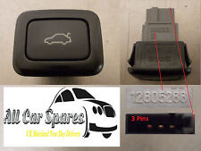 Saab 9-3 / 93 - 5dr Estate - Electric Boot/Tailgate Door Switch/Button -12805288