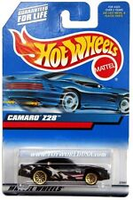 2000 Hot Wheels #124 Chevy Camaro Z28 drk tampo logo