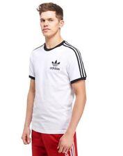 Adidas Originals California Short Sleeve T-Shirt XL White TD170 SS 07