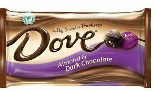 Dove Almond & Dark Chocolate Silk Smooth Promises