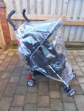Universal Pushchair & Pram Rain Covers for Maclaren