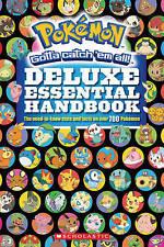 Pokemon: Mega Essential Handbook by Cris Silvestri, Paperback Book, New, FREE &