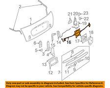 MINI OEM 05-06 Cooper Trunk-Lock Latch Release Actuator 51247197491