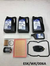 Large Service KIT Jeep Grand Cherokee WK 3.0CRD 2005-2010 ESK/WK/006A 10W30