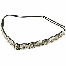 Unbranded Crystal Headband Hair Accessories for Women