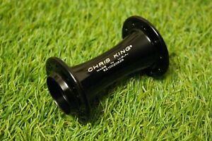 NEW Chris King R45 20h Front Hub Shell - Black 20 spoke hole - Rare Custom Order