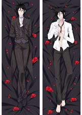 Anime Black Butler Dakimakura Pillow Case Cover Hugging Body 82012