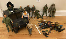"21st Century Ultimate Soldier 1:6, 12"" Black Swat Humvee - Gi Joe And Other Figs"