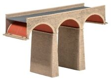Ratio 251 Three Arch Viaduct Plastic Kit N Gauge