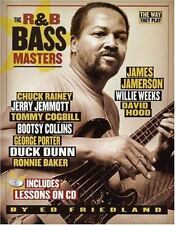 The RandB Bass Masters : The Way They Play by Ed Friedland (2005, CD /...