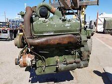 Detroit 8V92 COMPLETE Engine (RUNS WELL) - Model 8087-7840