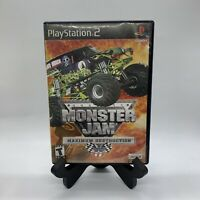 Monster Jam 1 PS2 Complete CIB Tested Sony PlayStation 2 Ps2 Game Good Ubisoft