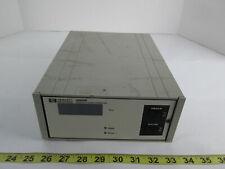 Hp Hewlett Packard Ionization Gauge Controller 59822b Science Lab Equipment