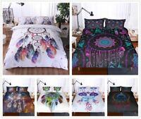 3D Bohemia Dream Catcher Duvet Cover Pillowcase Quilt Cover Comforter Cover Set