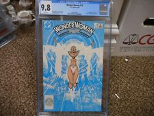 Wonder Woman 15 cgc 9.8 DC 1988 1st appearance of Silver Swan Valerie Beaudry WH