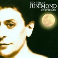 """RIO REISER """"JUNIMOND-DIE BALLADEN"""" CD NEUWARE"""