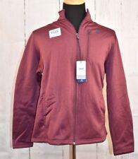 Izod Mens Spectator Solid Fleece Jacket Small