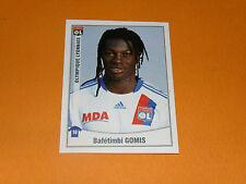 232 BAFE GOMIS OLYMPIQUE LYON OL GERLAND PANINI FOOT 2011 FOOTBALL 2010-2011