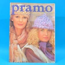 Pramo 11/1982 Praktische Mode Schnittmuster W Puppen Hochzeit Festmode Tagesmode