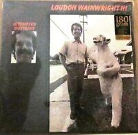 LOUDON WAINWRIGHT III-Attempted Mustache (180 Gram)-Vinyl LP-Brand New/Still ...