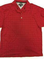 Men's Tommy Hilfiger Red Polo Shirt Size XL