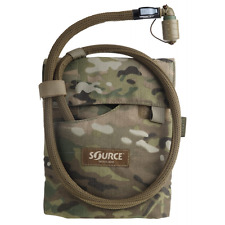 SOURCE Kangaroo 1L Collapsible Canteen + POUNCH MULTIC SACCA IDRATAZIONE SOFTAIR