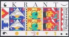 Nederland gestempeld 1993 used 1578 - Kind / Krant