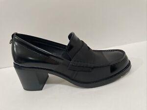 Calvin Klein Pamelyn Platform Pumps, Black WOMEN SHOES Size 7.5