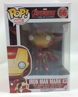 Funko Pop! Marvel Avengers Age Of Ultron Iron Man Mark 43 #66
