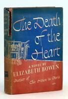 Elizabeth Bowen 1948 The Death of the Heart Innocence Betrayed Hardcover w/DJ