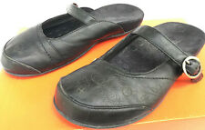 Orthaheel Vionic Rest Lidia Slip-On Closed Toe Mules Slides Sandals Women's 8.5