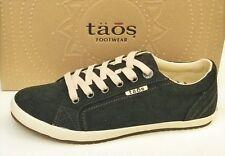 Taos Shoes Canvas Comfort Lace UPS - Star Season Colours 40 (us 9) Charcoal Wash