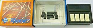 Roco 10522 4fach Switch Einfachschalter Einfachtaster With Plugs Boxed