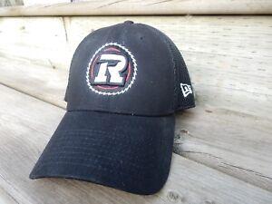 Ottawa REDBLACKS New Era Hat Cap Black Adult SM-MED   CFL Official Licensed