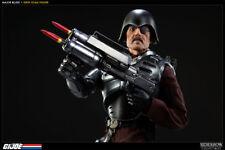 "Sideshow Gi Joe Major Bludd 1/6 Scale Figure Cobra New Sealed 12"""