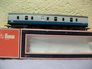 BR Inter-City Full Brake Coach M80855 Lima No 305343 '00' Boxed, 1980's