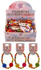 24 x Children's Kids Girls Smile Fashion Bracelets Party Bag Favour Toys G02892