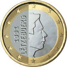 Pièces euro du Luxembourg pour 1 euro
