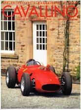 Cavallino Nr. 112 Ferrari Magazine, 1999  (sehr rar / very rare)